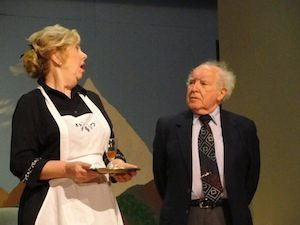 Sound of Music - Elaine Lundin and Ben Brenner